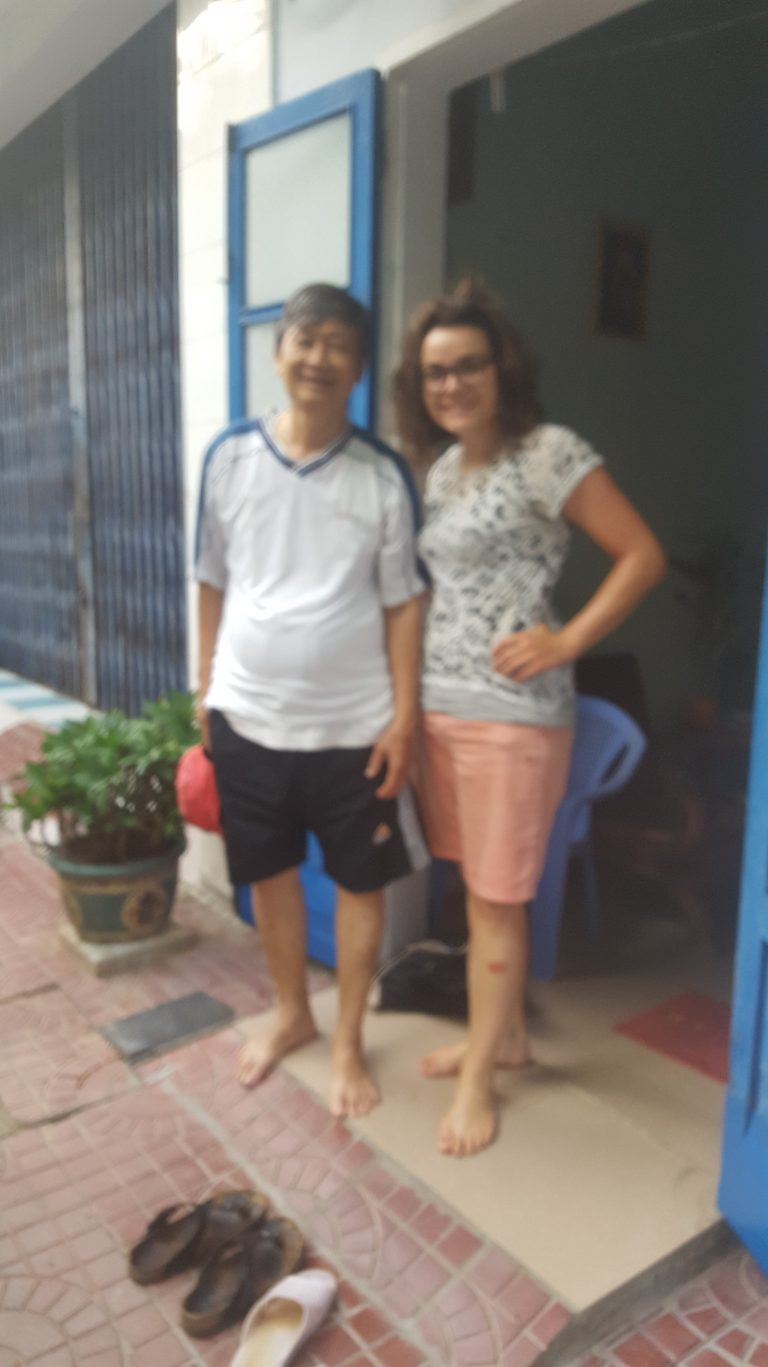 Seeing a Doctor in Vietnam QUuy Nhon