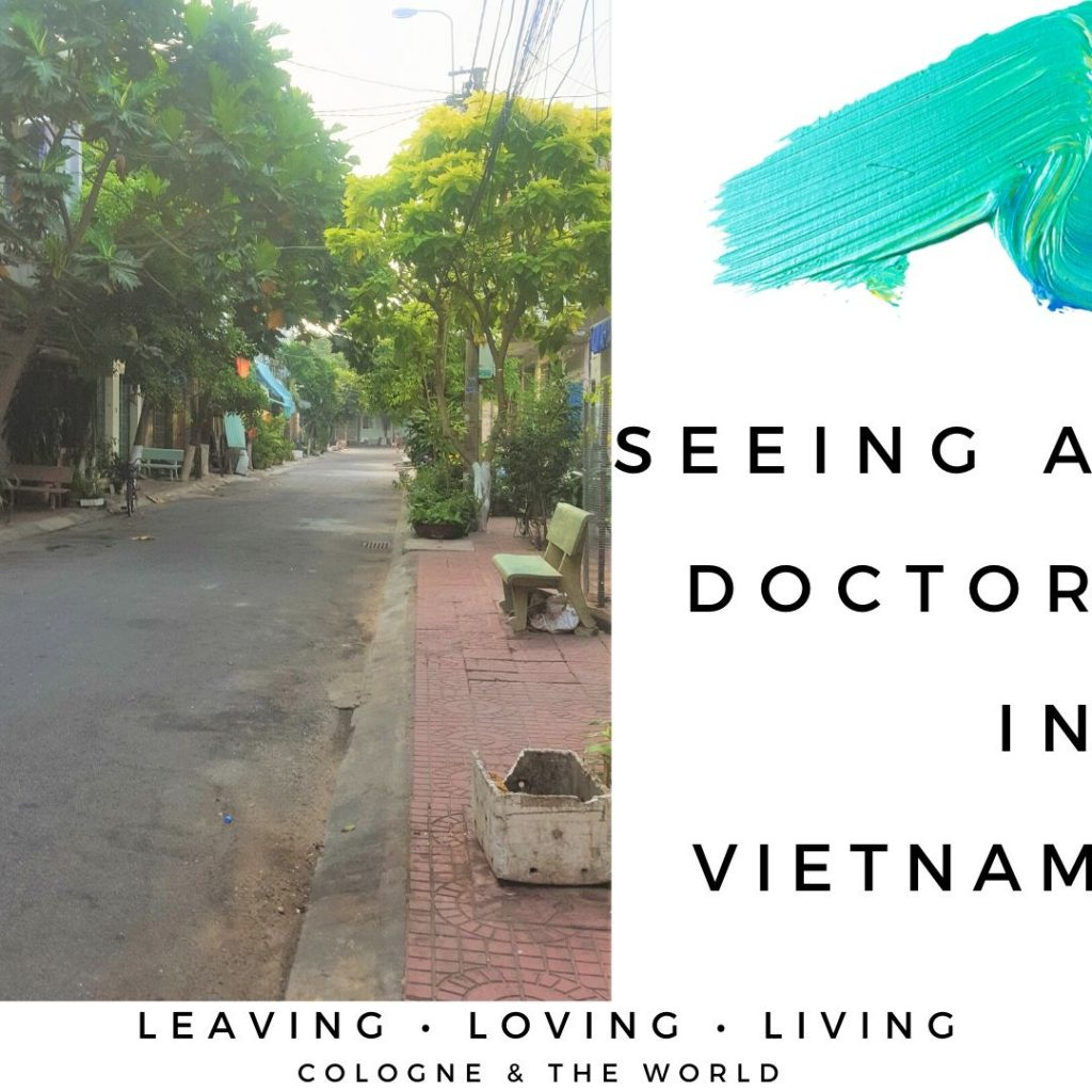 Seeing a doctor in Quy Nhon Vietnam